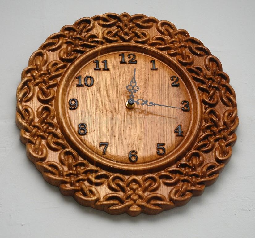 Часы Каравай
