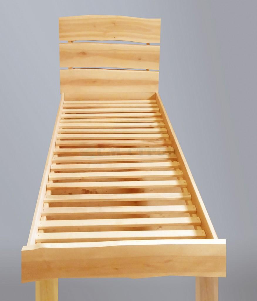 """Кровать в стиле """"Эко"""""""