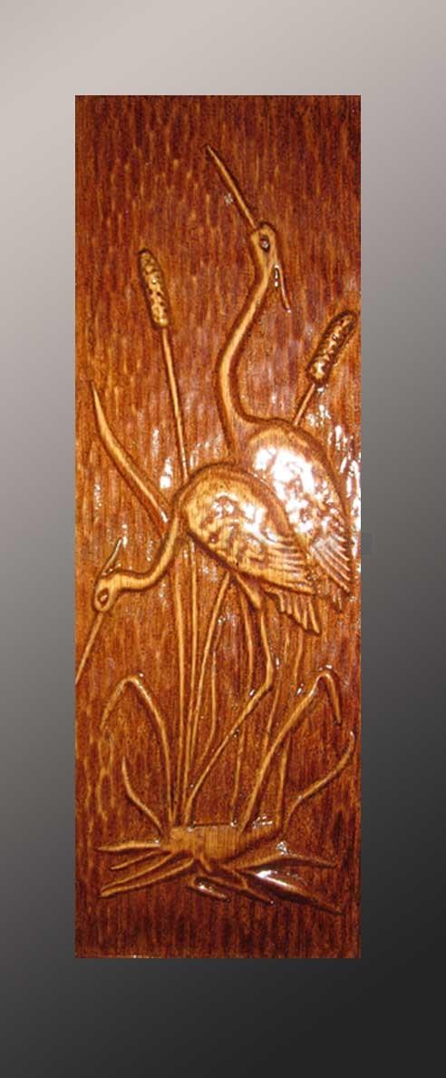 Деревянное панно 8-003