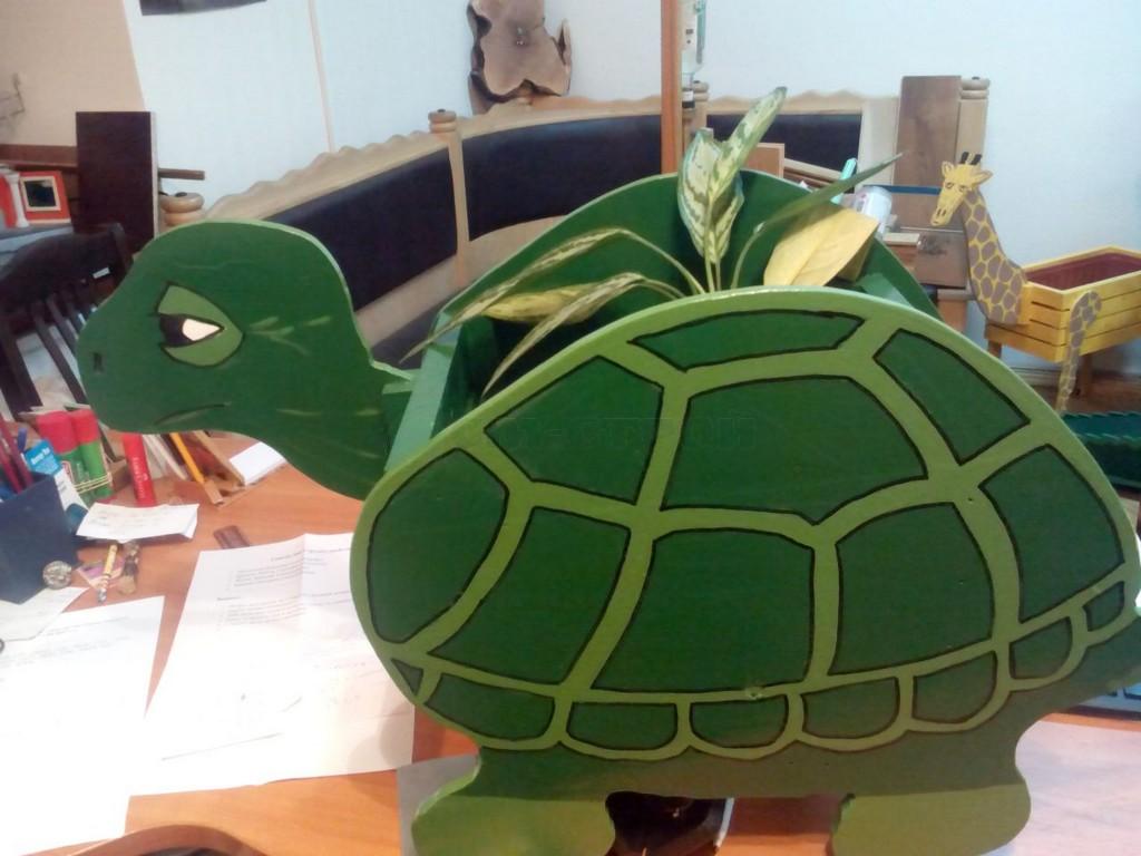 Цветочница Черепаха