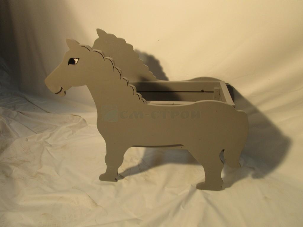 Цветочница Лошадь