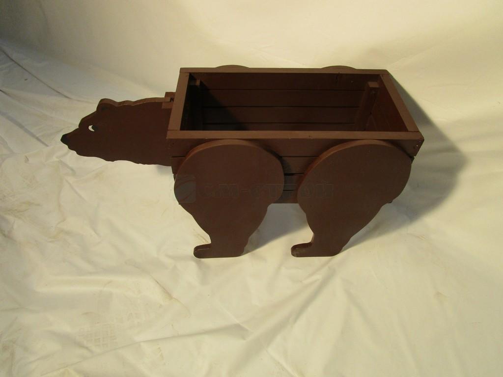 Цветочница Бурый медведь