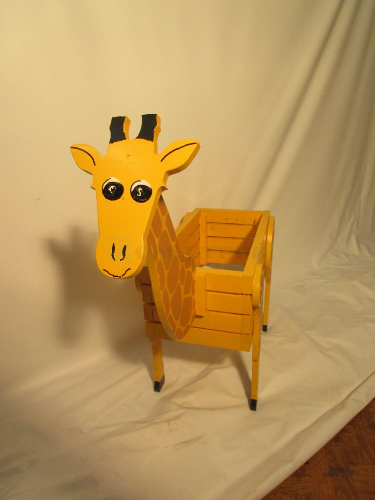 Цветочница Жираф